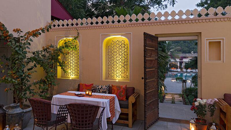 India-Jaipur-Samode Haveli Hotel7