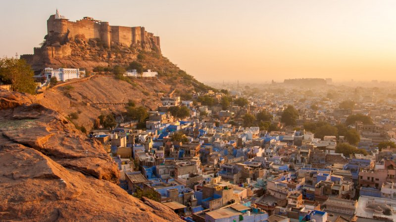 Ontdekking van Rajasthan, Agra en Varanasi - rondreis