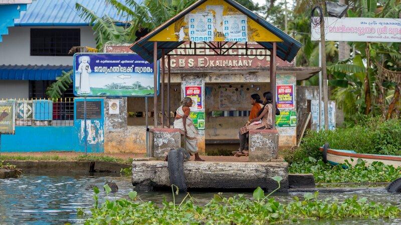 India-Kerala-Houseboat Backwaters (2)