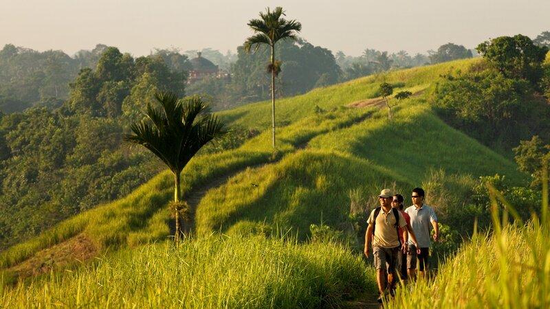 Amazing familiereis in Bali