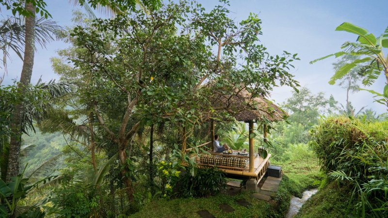 Amazing Aman Experience in Indonesië