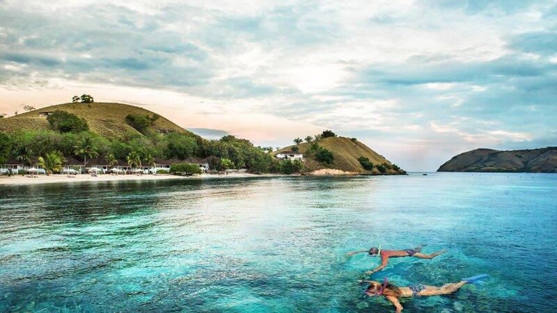 Indonesië-Flores-snorkelen