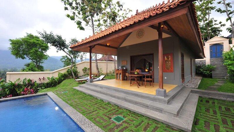 Indonesië-Java-Borobudur-Plataran-Borobudur-villa
