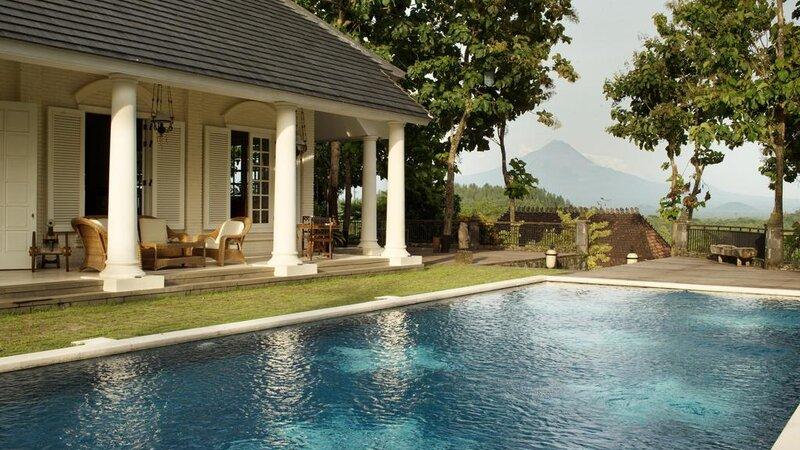 Indonesië-Java-Borobudur-Plataran-Borobudur-zwembad-3