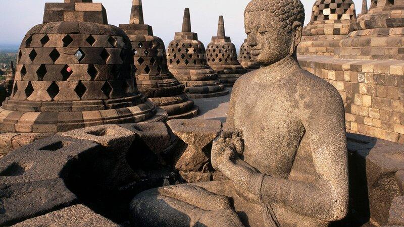 Indonesië-Java-Borubudur5