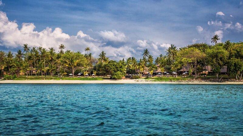 Indonesie-Lombok-The-Oberoi-hotel-vanaf-de-kust