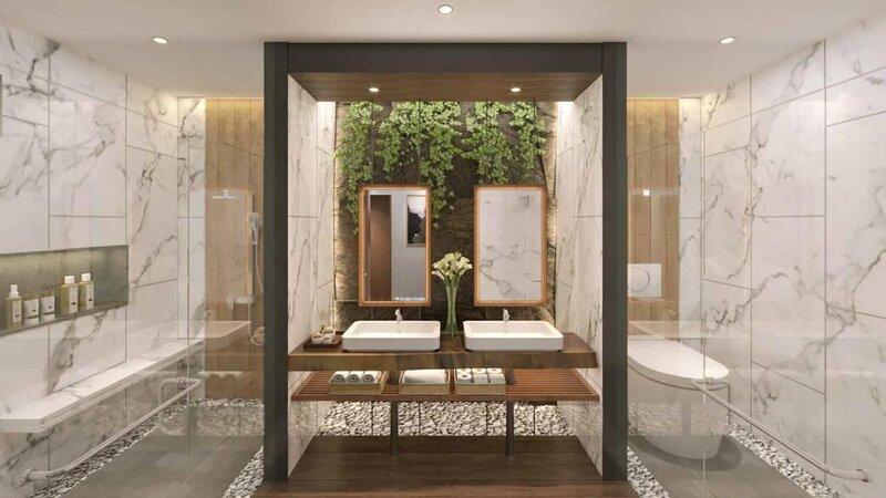 Indonesie-Senggigi-Katamaran-Resort-badkamer
