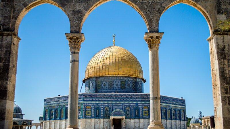 Historische rondreis door Jordanië en Israël