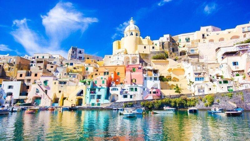 Italië-Amalfi-Ischia-Excursie-privéboottocht-rond-Ischia-2