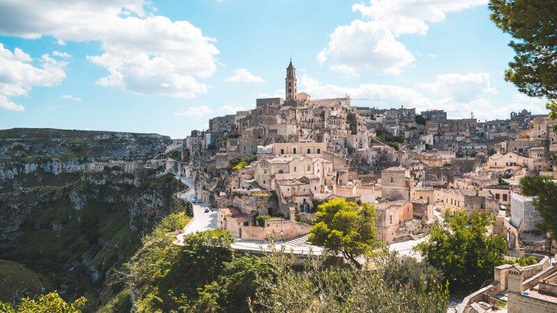 Italië-Basilicata-Matera-3