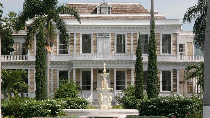 Jamaica-Devon House