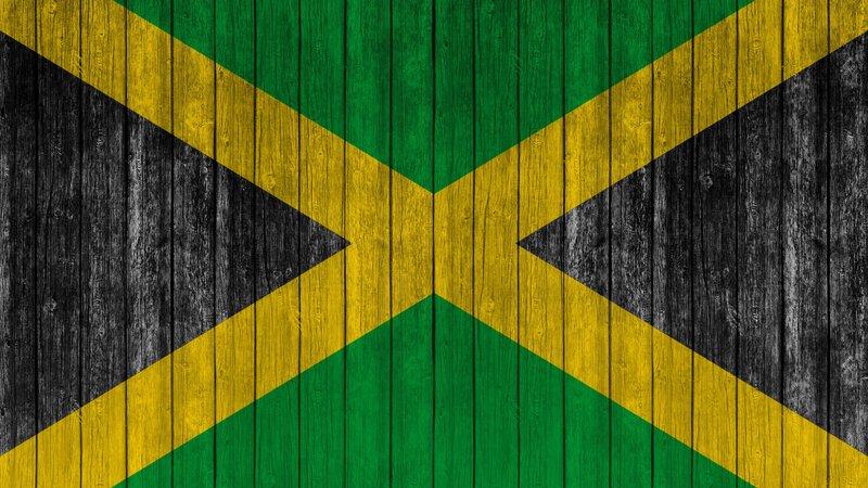 Jamaica-Jamaica vlag