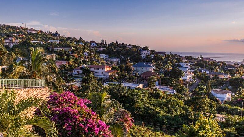 New York en Jamaica