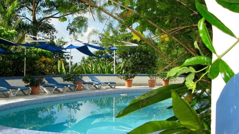 Jamaica - Port Antonio - Mockingbird Hill Hotel (1)