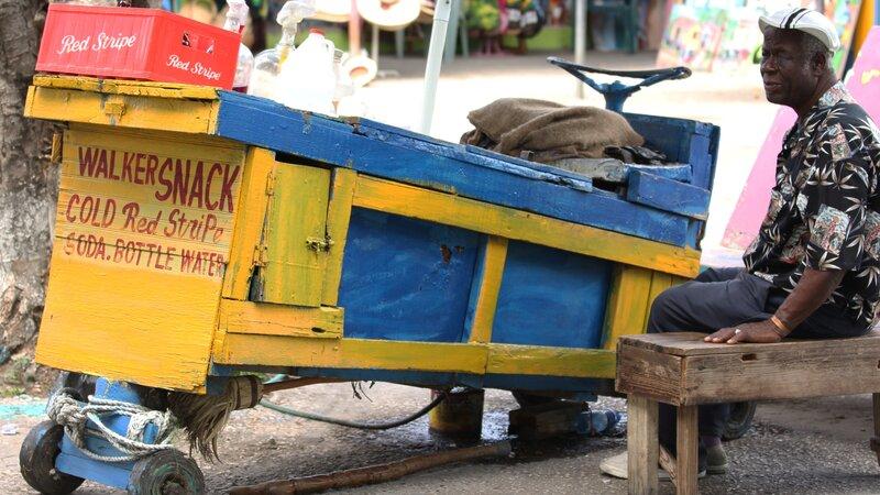 Jamaica-Red Strip seller