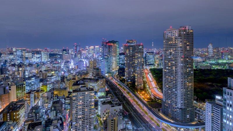 Japan-Hoogtepunt6-Architectuur Tour in Tokyo