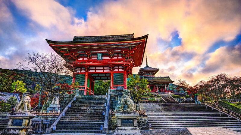 Japan-Kyoto-Hoogtepunt-schrijn