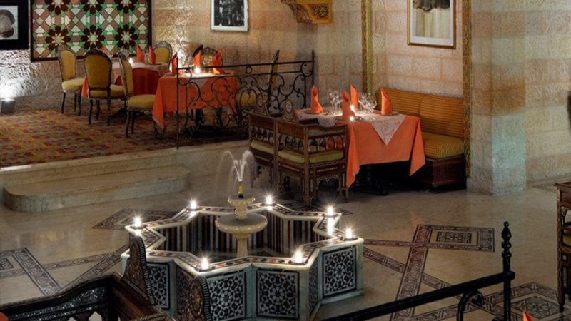 Jordanië-MövenpickResort-Petra (19)
