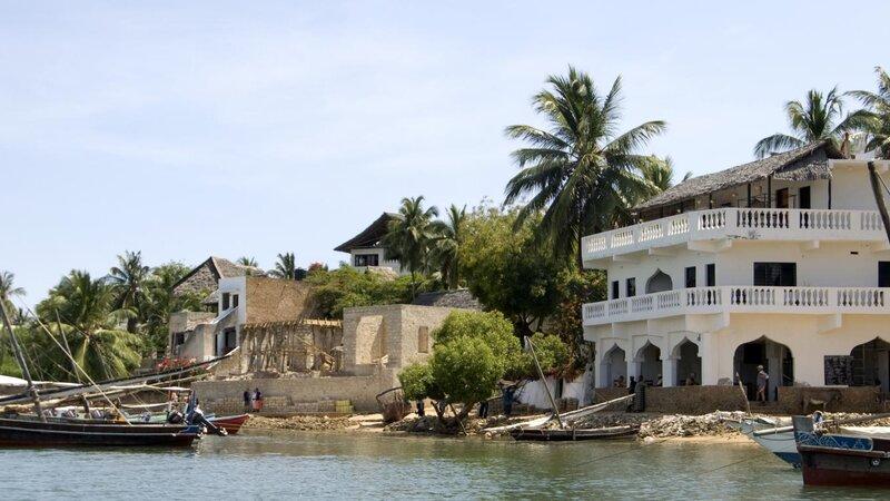 Kenia-Lamu-oude stad