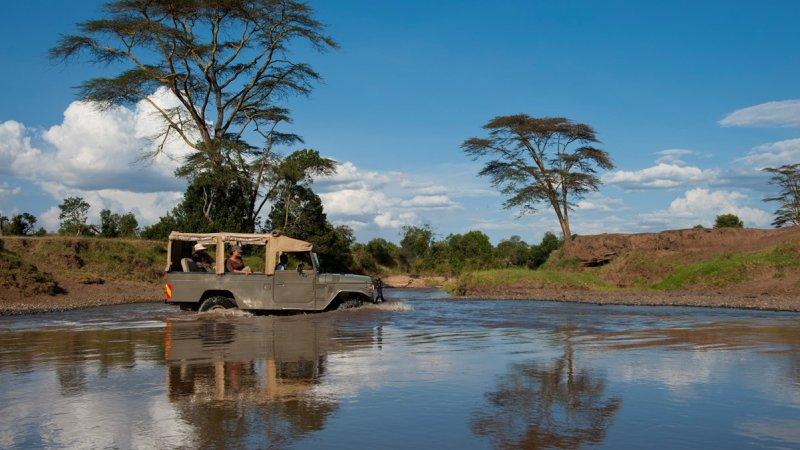 Kenia-Ol Pejeta-Ol Pejeta Bush Camp-game drives