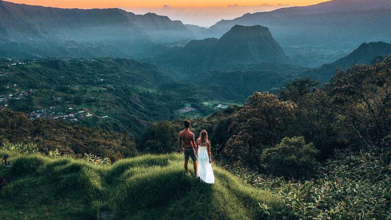 Amazing honeymoon op La Réunion & Mauritius