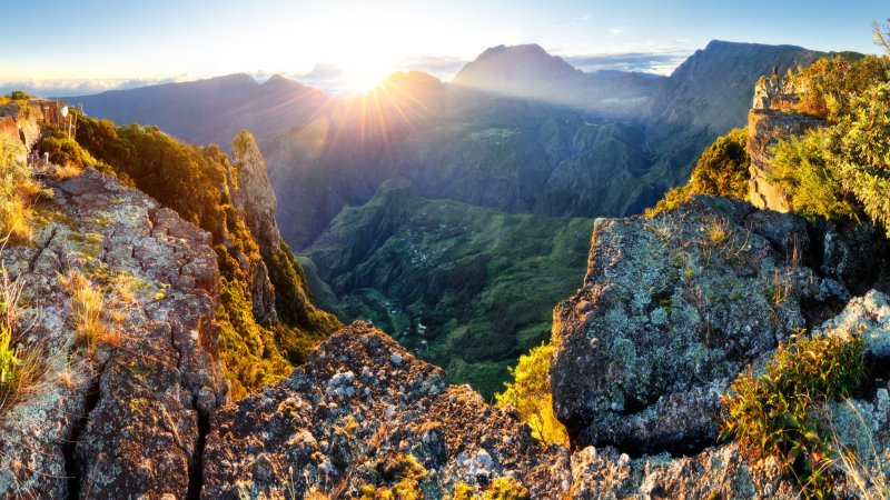 La Reunion-Hoogtepunt1-Self drive naar de spectaculaire cirques