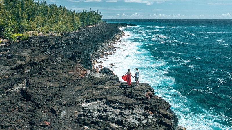 Amazing La Réunion met z'n twee