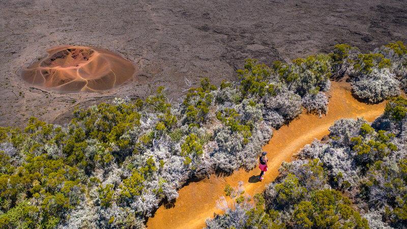 La-Reunion-zuidkust-excursie-wandeling-piton-de-la-fournaise-CREDIT-IRT-Volcadrone-productions
