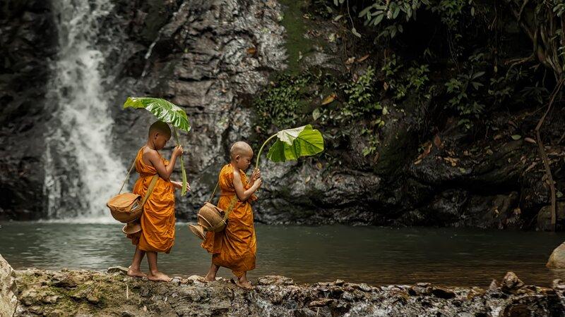 Amazing Laos & Cambodja met z'n twee