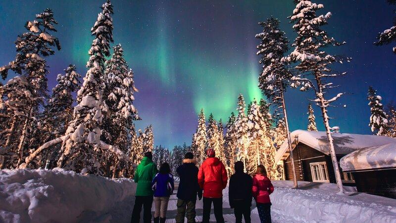 Amazing familiereis in Zweeds Lapland