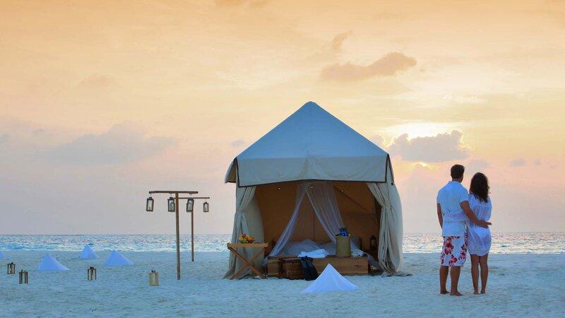 Amazing luxe in de Malediven
