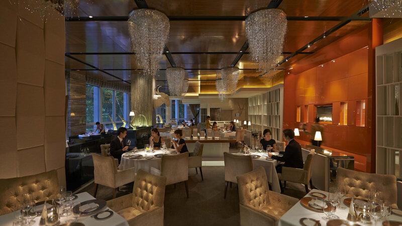 Maleisie-Kuala Lumpur-hotel Mandarin Oriental-restaurant