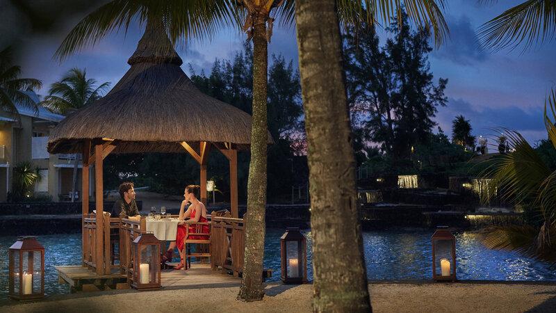 Mauritius-noorden-Paradise-Cove-Hotel-romantisch-diner