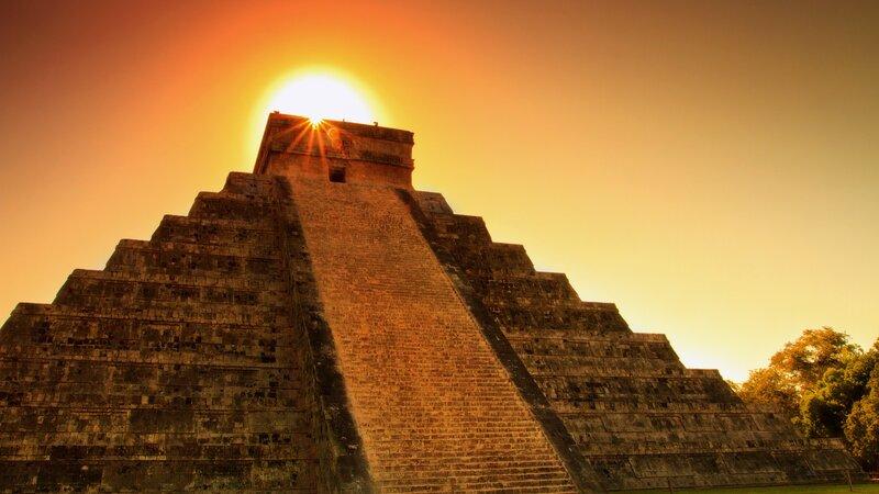 Mexico - Chichén Itzá - Yucatán (2)