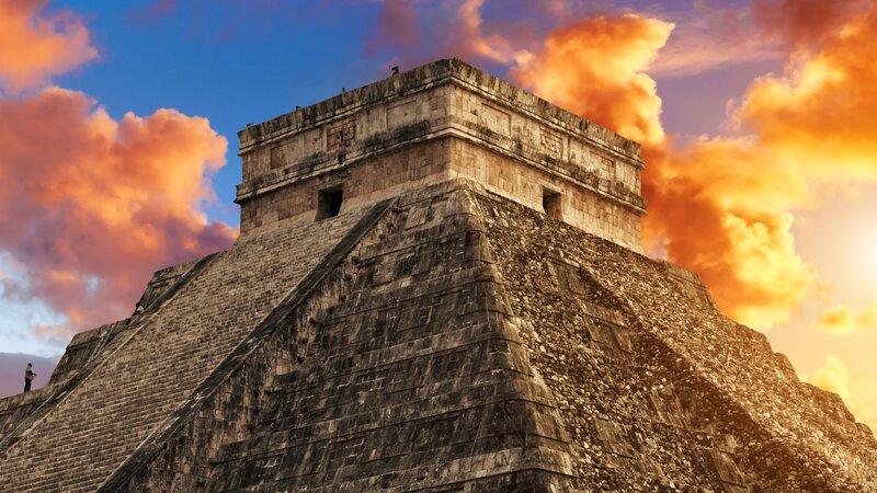 Mexico - Chichén Itzá - Yucatán (3)
