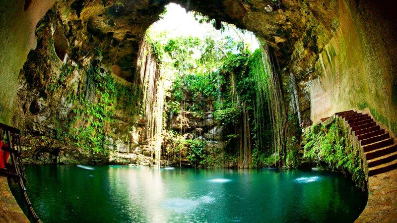 Mexico - Chichén Itzá - Yucatán (4)