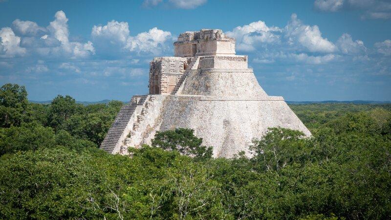 Mexico - Yucatán Uxmal (1)