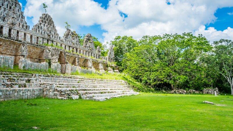 Mexico - Yucatán Uxmal (4)