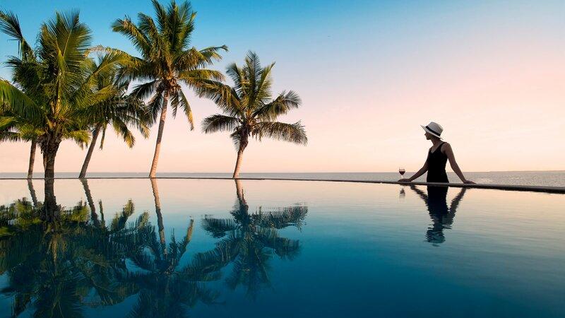 Verleng uw Zimbabwe safari met een luxe strandverblijf in Mauritius of Mozambique