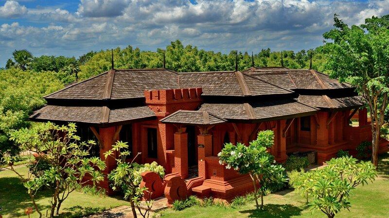 Myanmar-Bagan-Hotel Aureum Palace (14)