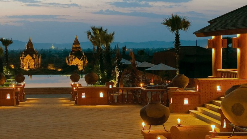 Myanmar-Bagan-Hotel Aureum Palace (21)