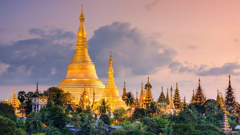 Myanmar-Hoogtepunt-Yangon