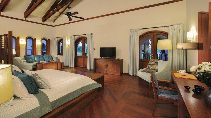 Myanmar-InleMeer-Sanctum Inle Resort
