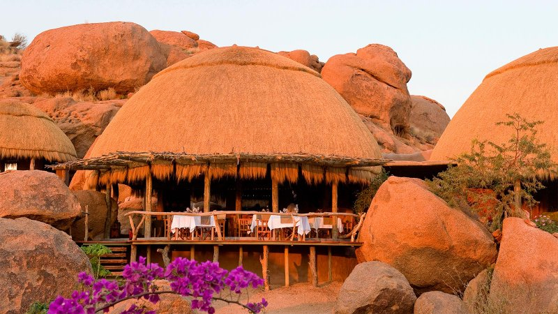 Namibië-Damaraland-Camp Kipwe (7)