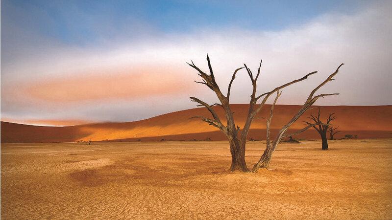 Namibie - deadvlei (2)