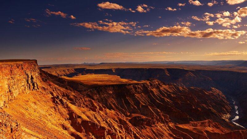 Namibië-Hoogtepunt3-Fish River Canyon