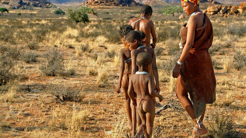 Namibië-Kalahari-hoogtepunt (1)