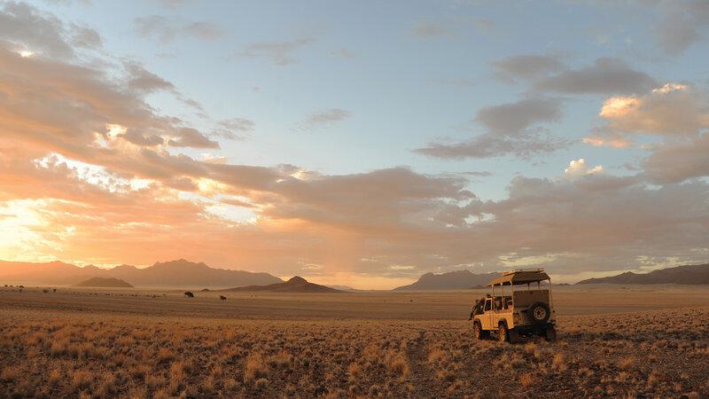 Rondreis Namibië, een selfdrive safari in stijl