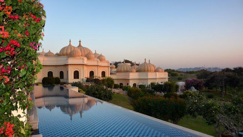 Luxe rondreis India, verblijf in Oberoi Hotels