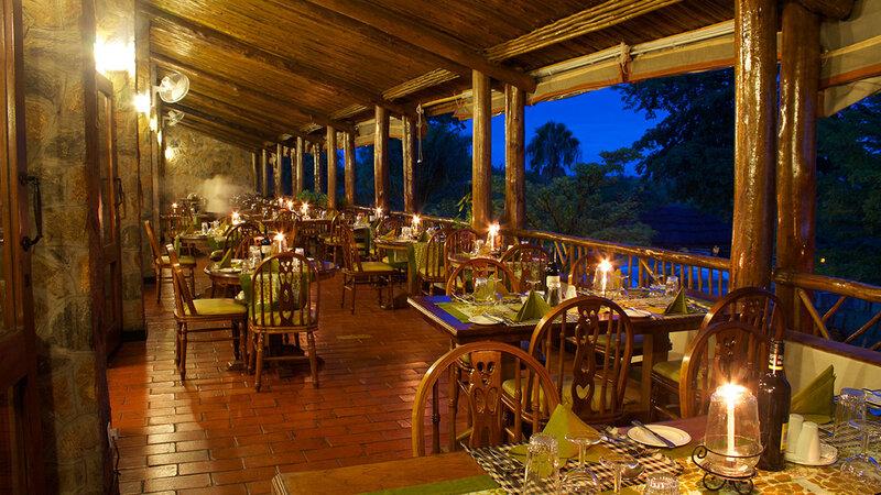 Oeganda-Murchison Falls National Park-Paraa Safari Lodge (1)